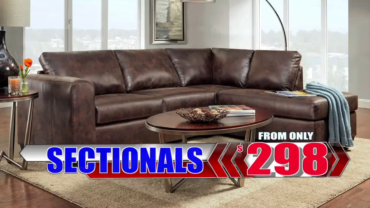 American Freight Furniture Warehouse Clearance Ad Commercial On Tv