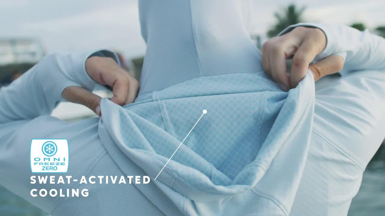 675e0ed9e Columbia Women's Tidal Deflector Zero™ Hoodi Commercial