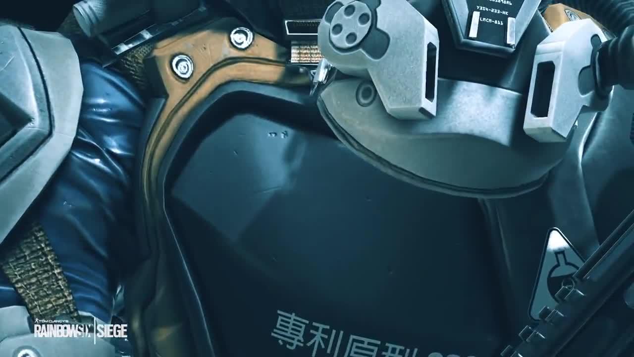 ▷ Rainbow Six Siege - Lesion Elite Set : New on the Six