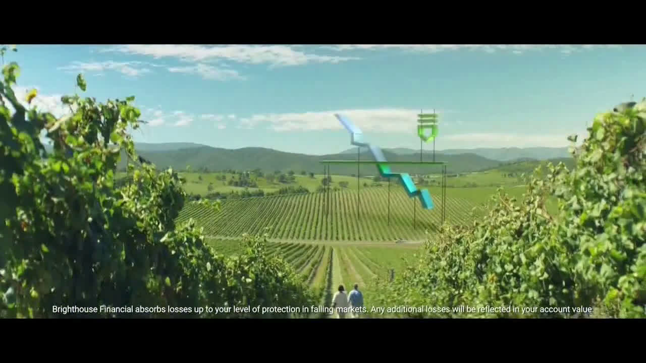 Brighthouse Financial Shield Annuities The Vineyard Ad Commercial On Tv