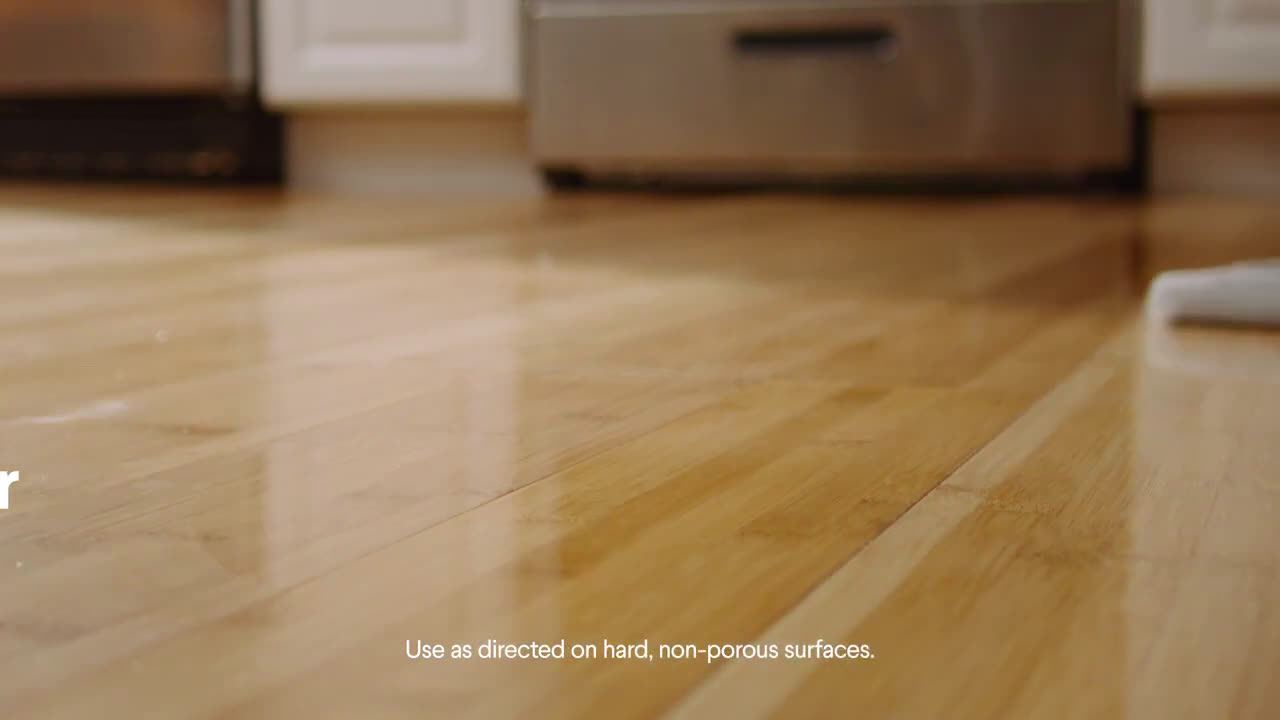 Clorox How To Disinfect Hardwood Floors Ad Commercial On Tv