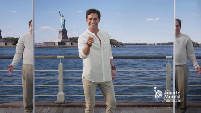 Liberty Mutual Commercial Insurance >> Liberty Mutual Insurance Before After Bumper Ad