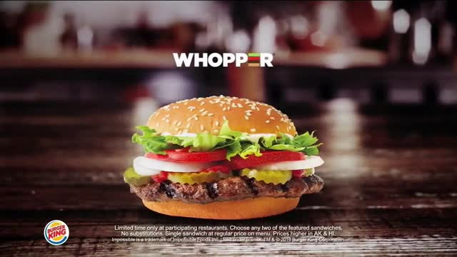▷ The Best Burger King TV Commercials ads in HD, pag: