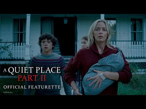 A Quiet Place Part II | What You Need To Know Featurette Trailer