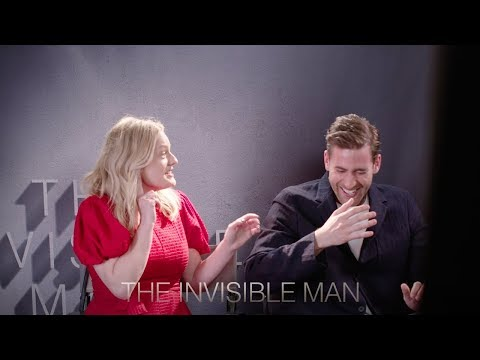 The Invisible Man - Prank Video with Elisabeth Moss & Oliver Jackson-Cohen [HD] Trailer